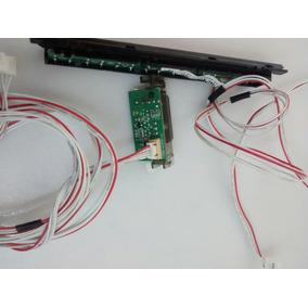 Sensor/c Teclado. Da Tv Semp Led Dl3261(a)w