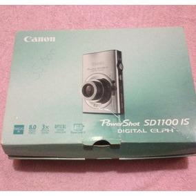 Cámara Fotográfica Canon Sd1100 8 Megapixels