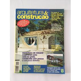Revista Arquitetura E Construção - Janeiro 1999 - Nº 141