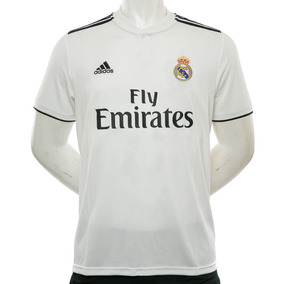 9cd8c83748c3c Camiseta Real Madrid Temporada 2017 18 - Camisetas en Mercado Libre ...