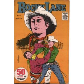 Rocky Lane Nº 176 - Rge-1967 - Ótimo Estado # Katram