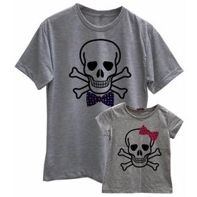 053f29b989732 Camiseta Tal Mae Tal Filha Caveira - Calçados, Roupas e Bolsas no ...
