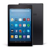 Tablet Android Amazon Kindle Fire Hd8 32gb 7ª Geração Alexa