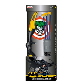 Conjunto De Arco E Flechas - Dc Comics - Batman - Novabrink