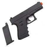 Pistola Airsoft Glock G15+ Full Metal