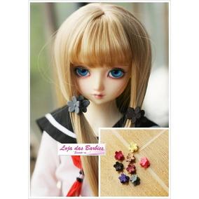 Presilha De Cabelo Original Para Boneca Barbie Susi Monster