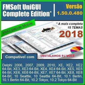 Unigui 1.50.0.1481 (2018) Completo Delphi 2006 Até Rio 10.3