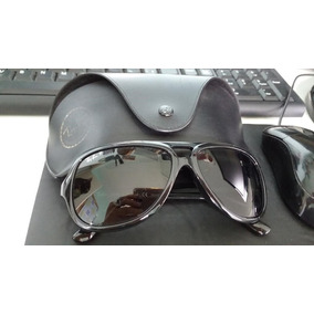 Ray Ban Madeira Modelo 2140 Lentes Verdes - Óculos no Mercado Livre ... 4561fd8880