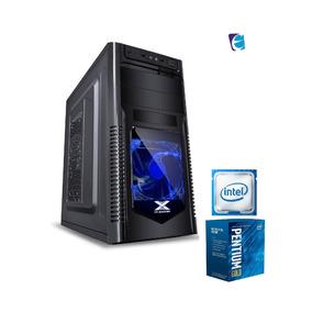 Pc Orion Intel Gold G5400 H310m Hg4 4gb Fury Ssd120 Tt430 I