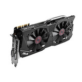 Asus Strix Geforce Gtx 970 Overclocked 4 Gb Ddr5 256 Bit