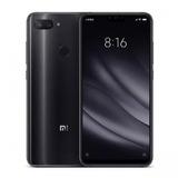 Xiaomi Mi 8 Mi8 Lite 128gb 6gb Preto + Capa + Película