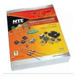 Nte(ecg) Manual Guia Remplazo Semiconductores Electronica