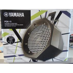 Corneta Portátil Yamaha Pdx-11 Ipod Aux 110v Nueva