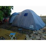 Barraca Camping Mormaii 6 Lugares