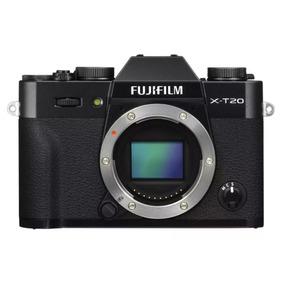 Camera Digital Fujifilm X-t20 - 12x S/ Juros- Envio Imediato