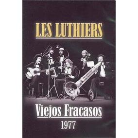 Dvd - Viejos Fracasos - 1977 - Les Luthiers