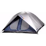 Barraca De Camping Luna 8 Pessoas Mor Com 2 Quartos 9041