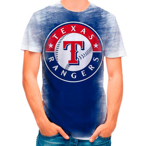 Camisa Baseball Texas Rangers - Calçados 76f8cb42361