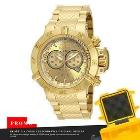 ec2394f290d Relógio Invicta Mod. 14500 Novo Garantia De 4 Anos - Relógios De ...