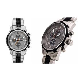 ee4143fb5d1 Relogio Fossil Preto Original Caixa - Relógios De Pulso no Mercado ...