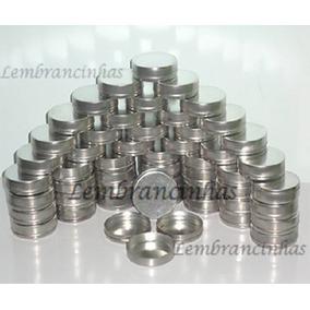 50 Latinhas 5x1 Lembrancinhas Metal Sem Personalizar