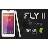 Nyx Fly 2 Android 4.2 Camara 8+2 Mpx Memoria 4+1gb Liberado