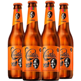 Kit Cacildis Do Mussum - Compre 3 Leve 4 Cervejas