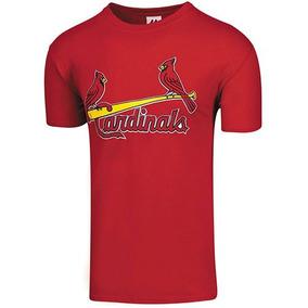 Playera Hombre St. Louis Cardinals Playera Majestic Oferta