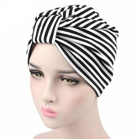 Turbante Alopecia Quimioterapia Oncológico O Como Sombrero