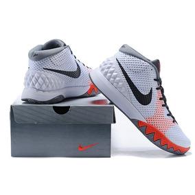 Shoes Tênis Nike Kyrie Bhm S1 Basquete Original Branco Lindo 5fb8b94bc957e