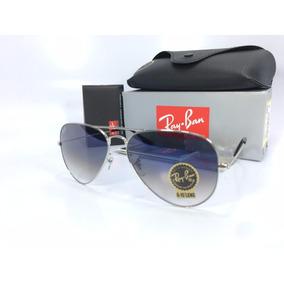 4e8eaeed34f63 Oculos Ray Ban Aviador Rb 3026 Cinza Degrade Espelhado preto ...