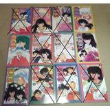 Manga Inuyasha 4,5,8,9 [español]