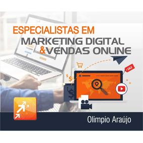Curso Formação De Gestores De Marketing Digital - Olimpio