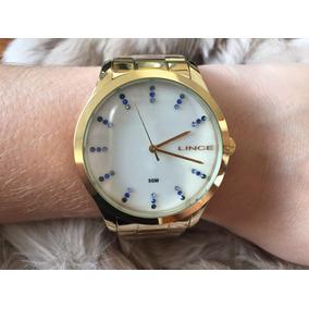 Relógio Lince Feminino Lrg4445l B1kx