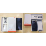 Xiaomi Note 7 Preto 64/4gb + Capinha E Fone Ouvido Xiaomi