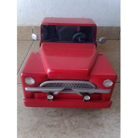 Camionete Chevrolet Antiga De Madeira