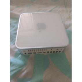 Mac Mini A1283 Final De 2008 Sistema El Capitan 10.11.6