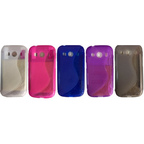 55e20e2ba5c Protector Funda Silicon Tpu Samsung Galaxy Ace S5830 en Mercado ...