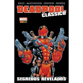 Deadpool - Clássico - N. 04 - Segredos Revelados