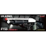 Escopeta P799 & Pistola P618 Ukarms