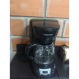 Cafetera Black And Decker 12-tazas Programable