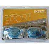 Óculos D Natação Intex Estilo Livre Esporte Free Style 55682