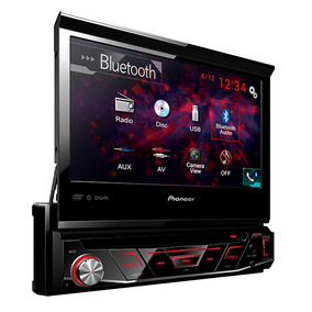 Dvd Player Pioneer Avh 3180 Bt 7 Polegadas Bluetooth Aux Usb