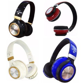Fone De Ouvido Sony S110 Bluetooth Wireless Headphone Mp3 Sd