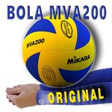 Bola Mikasa Mva200 Original Modelo 2018 E Mega Desconto