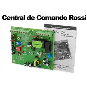 Central De Comando Placa Rossi Kxh30fs