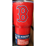 Termomedias Rojas De Boston Red Sox 853 Ml Acero Inoxidable