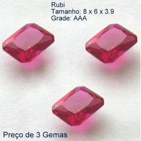 a0b338a1682 Rubi Pedras Preciosas - Rubi em Santa Catarina no Mercado Livre Brasil