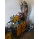 Máquina De Solda Mig/mag 400a - Lai 400 - Esab