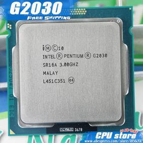 Processador Intel Pentium G2030 3m De Cache, 3,00 Ghz